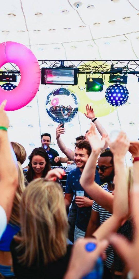 club lucht veerplas festival