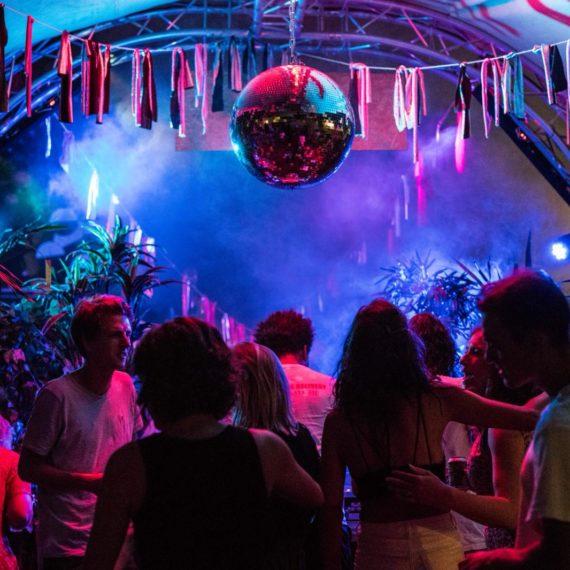 Milos Truss Arc Stage Festival
