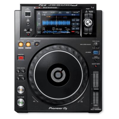 Pioneer XDJ 1000 mk2 digitale deck