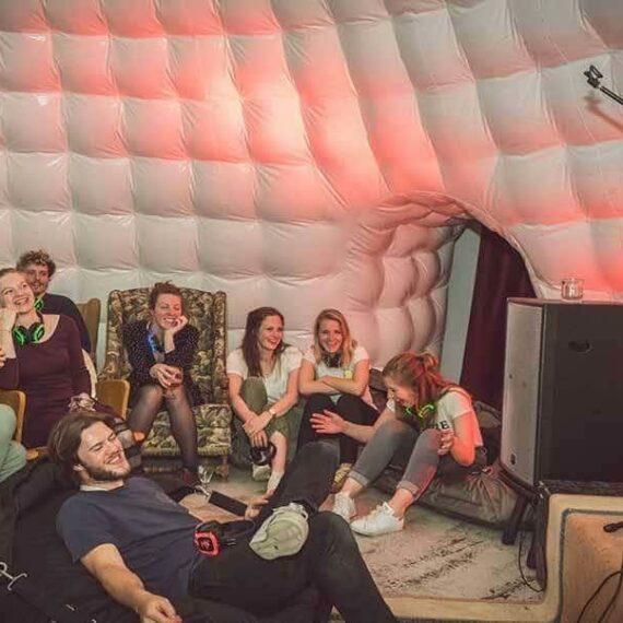Club Lucht Filmcafé Comedy