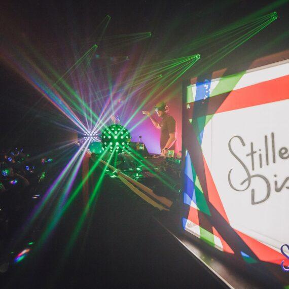 silent disco organiseren