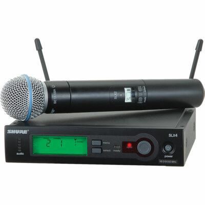 draadloze microfoon set